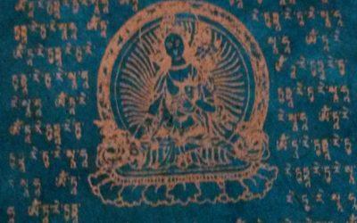 Avalokitesvara & Green Tara