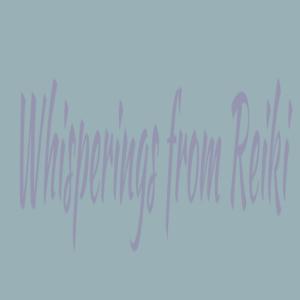 logo Whisperings from Reiki